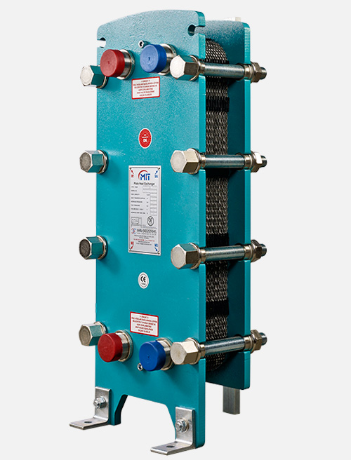 514 Model Plate Heat Exchanger