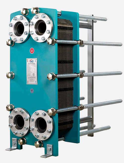 643 Model Plate Heat Exchanger