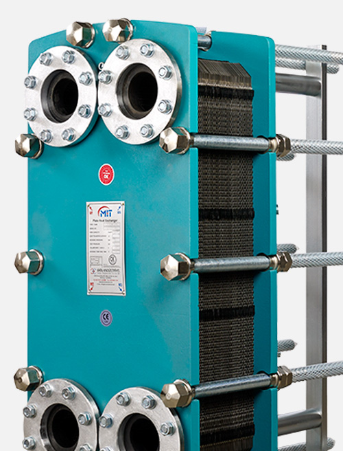 647 Model Plate Heat Exchanger