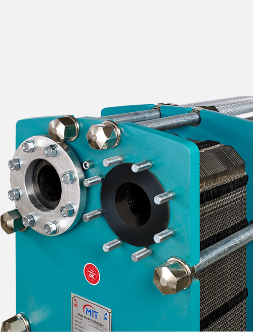 685 Model Plate Heat Exchanger